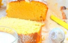 Vaikyste kvepiantis keksas pagal senovinį receptą