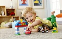 5 smagūs užsiėmimai, lavinantys mažylių rankų miklumą ir motoriką