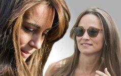 Kaip Kate Middleton sesuo perspjovė ją prabanga ir turtais