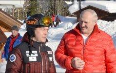 Лукашенко в Сочи. Сколько можно сидеть на паперти?
