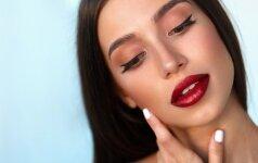 Lūpų dažai – lyg antras tavo rūbas. Laimėtojai