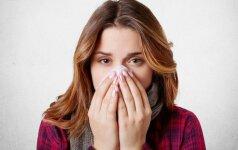 5 efektyvūs būdai imunitetui stiprinti