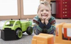 Psichologas pataria, kokią dovaną išrinkti skirtingo amžiaus vaikams