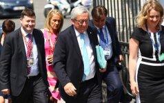 Главные темы саммита ЕС: оборона, военная интеграция и Северный поток-2