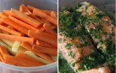 3 pietų receptai šeimoms su mažais vaikais (+FOTO)