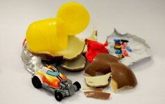 Klastinga mirtis tykojo šokoladiniame kiaušinyje