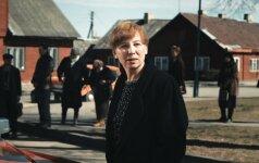 Aktorė Eglė Mikulionytė: sovietmečiu džiaugėmės, kad žengiame į atgimstantį pasaulį