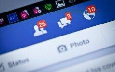 Facebook padės ieškoti dingusių vaikų