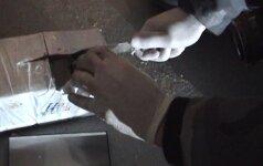 В Литве задержали 300 килограммов гашиша, который везли в Россию