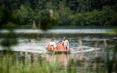 Paskelbė, kur maudytis nerekomenduojama
