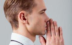 Didžiausia vyrų problema – dėmesio trūkumas sau