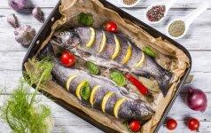Kaip išsirinkti kokybišką ir skanią žuvį