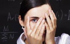 Kokie psichologiniai momentai slepiasi už žmogaus baimių?