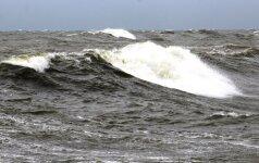 В Латвии утонула гражданка Литвы