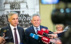 Povilas Urbšys, Algirdas Sysas