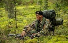 Солдаты Латвии и США отработали совместную защиту Латгалии от России