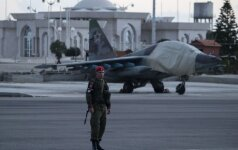 Россия вдвое сократила авиагруппировку ВКС на сирийской базе Хмеймим