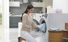 Dalyvaukite apklausoje ir laimėkite kompaktišką LG skalbimo mašiną! (REZULTATAI)