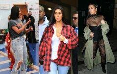 Naujas K. Kardashian įvaizdis kursto kalbas, atrodo laukia rimti pokyčiai