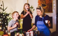 Beata Nicholson dovanoja naminio plastilino receptą VIDEO