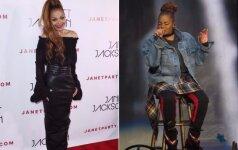 Janet Jackson neįmanoma atpažinti: kas lėmė tokius pokyčius