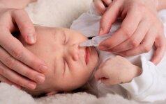 Bronchiolitas: dėl ko maži vaikai guldomi į ligoninę?
