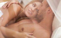 Jūsų dėmesiui – erotinis gidas po vyro kūną
