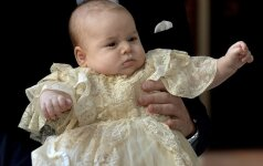 Pirmosios karališkojo kūdikio Kalėdos FOTO
