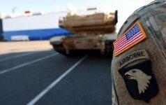 СМИ: США направят на Ближний Восток еще 200 десантников