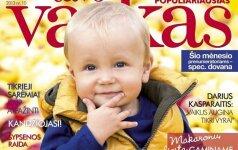 """Žurnalas """"Tavo vaikas"""" spalį - rudeniškai spalvingas!"""