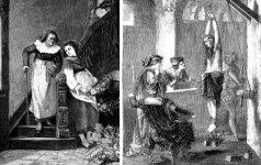 Inkvizicijos košmarai: kaip senais laikais žalodavo moteris, įtariamas raganavimu