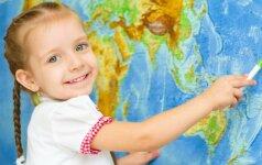 Kada geriausia pradėti vaiką mokyti užsienio kalbos: tiesa ir mitai