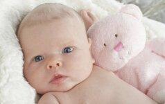 Jaudinantis video apie kūdikio laukimą ir gimimą