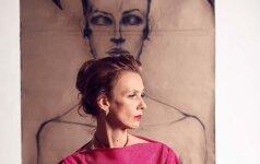 Džiunglėse gyvenanti menininkė Aušra Kleizaitė: indės laimę supranta kitaip