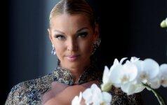 ФОТО: Анастасия Волочкова похвасталась подарком за 140 тысяч евро