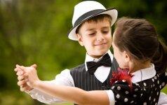 Vienuolikmetis šokio genijus žavi visą pasaulį VIDEO