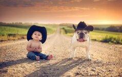 Įspūdinga: fotografui šlovę atnešė saulėlydžiai ir vaikai Pamatyk FOTO