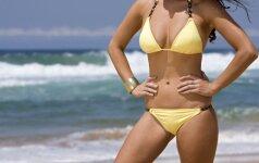 Как поменялось женское тело с 1957 года - выше и больше