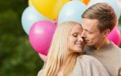 Požymiai, kad meilės demonstravimas peržengia ribas