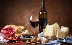 Pagrindinės taisyklės, kaip tinkamai suderinti vyną ir maistą