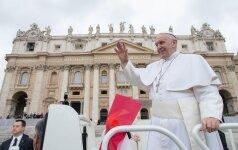 На встречу с папой в Краков отправляются около 1500 литовцев