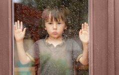 Kodėl namuose geras vaikas mokykloje tampa blogiuku