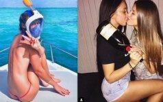 Auksinis jaunimas: Rusijos turtuoliukai demonstruoja prabangų gyvenimą