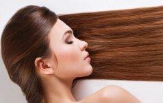 Braziliškas plaukų tiesinimas, kurio rezultatai tikrai nenuvils