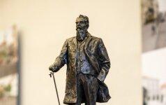 Выбрана идея для памятника Басанавичюсу в столице Литвы