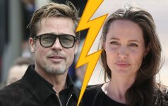 Kaip po Angelinos Jolie ir Brado Pitto skyrybų šiandien jaučiasi jų vaikai