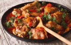 Mindaugo karūnavimo puotos valgiai – pasigaminkite troškinio