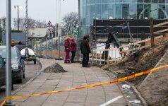 Statybininkas išdėstė savo versiją apie avariją Vilniuje: pasakysiu, kas labiausiai nervina šioje situacijoje