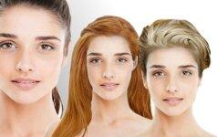 Išbandyk su savo nuotrauka - kokia šukuosena tau labiausiai tiktų