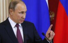 День защитника Отечества: Путин поздравил жителей Севастополя